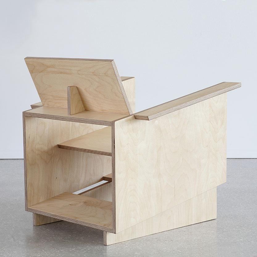 Voukenas Petrides Furniture Design